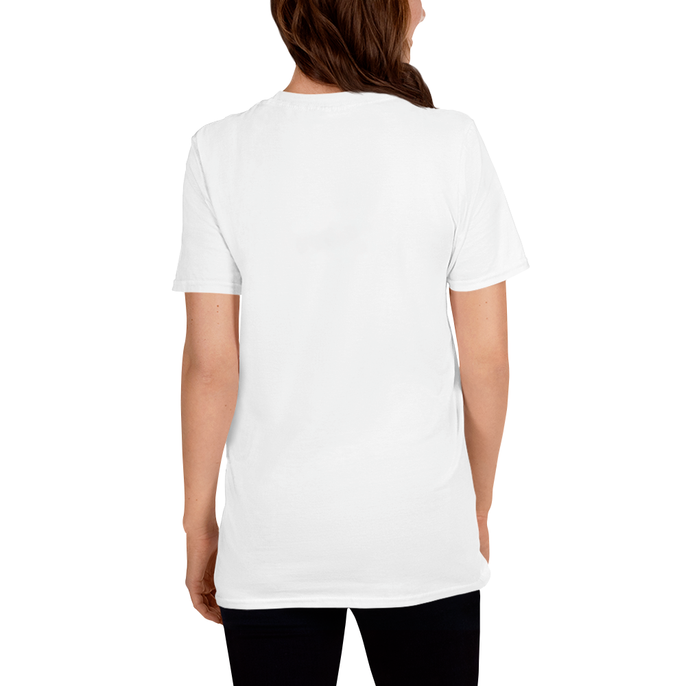 WEH0DL WHO Bitcoin Brand Logo T Shirt – WHITE FRONT GRAPHIC SIXTH VIEW
