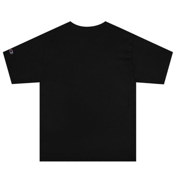 WHO Bitcoin Classic Prep T Shirt – BLACK – 2