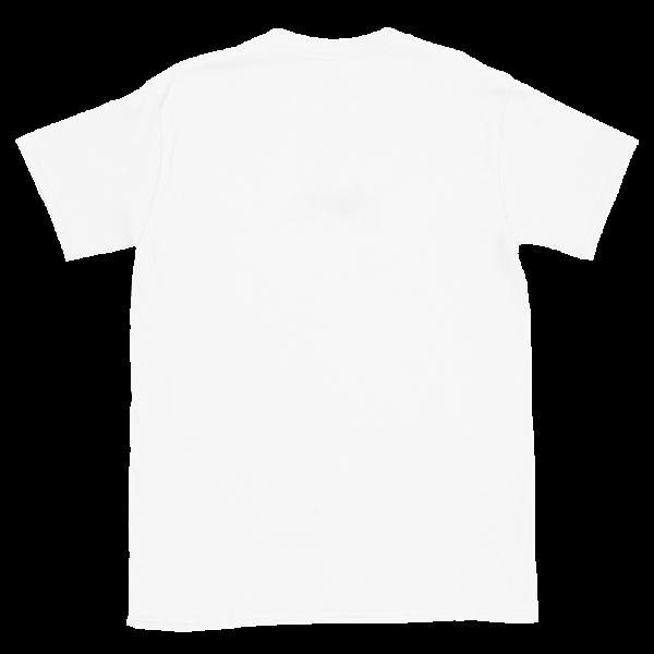 WHO Bitcoin Minimal T Shirt – WHITE 2