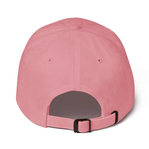 WEH0DL WHO Classic Crypto Cap LIMITED EDITION – PINK AND WHITE 2