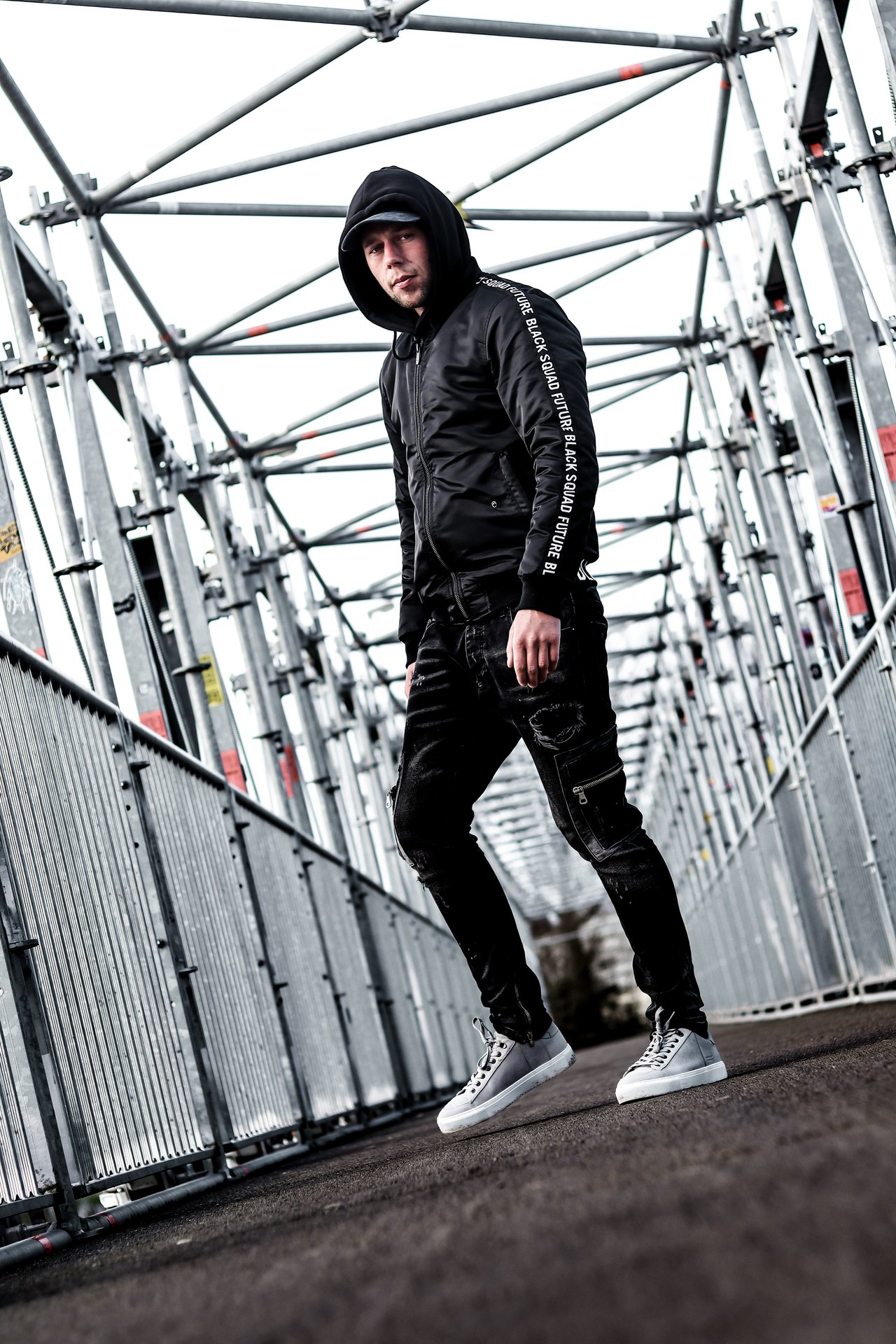 """New Crypto Streetwear and Urban Crypto clothing """"Winter Collection"""" coming"""