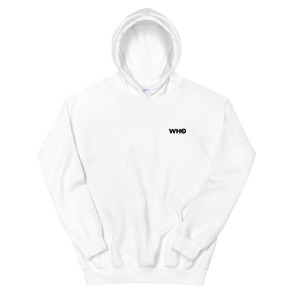 WEH0DL Bitcoin Red Dragon Hoodie – WHITE – 2