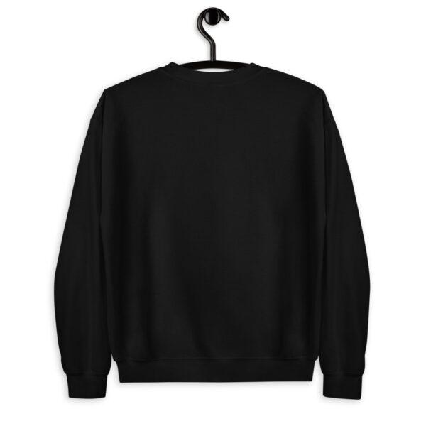 WE H0DL Crew Neck Sweatshirt BLACK 2