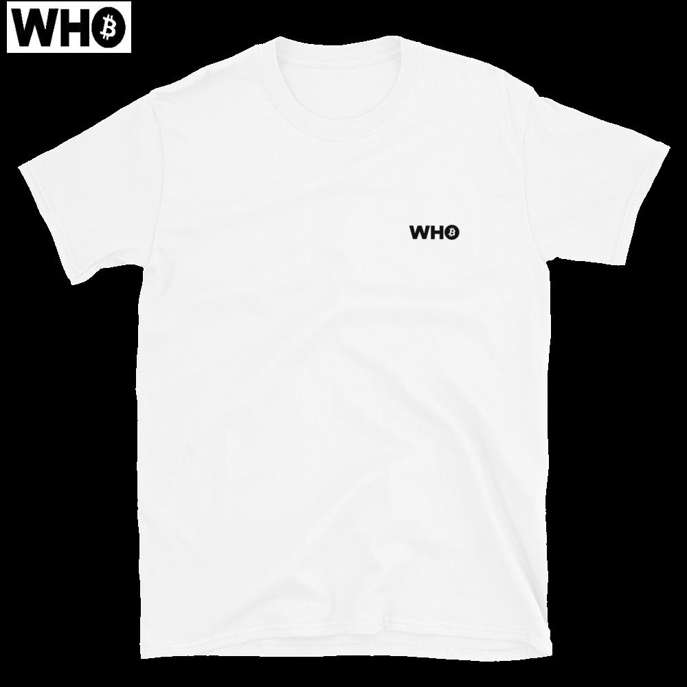 Gildan WHO VORNE (White)