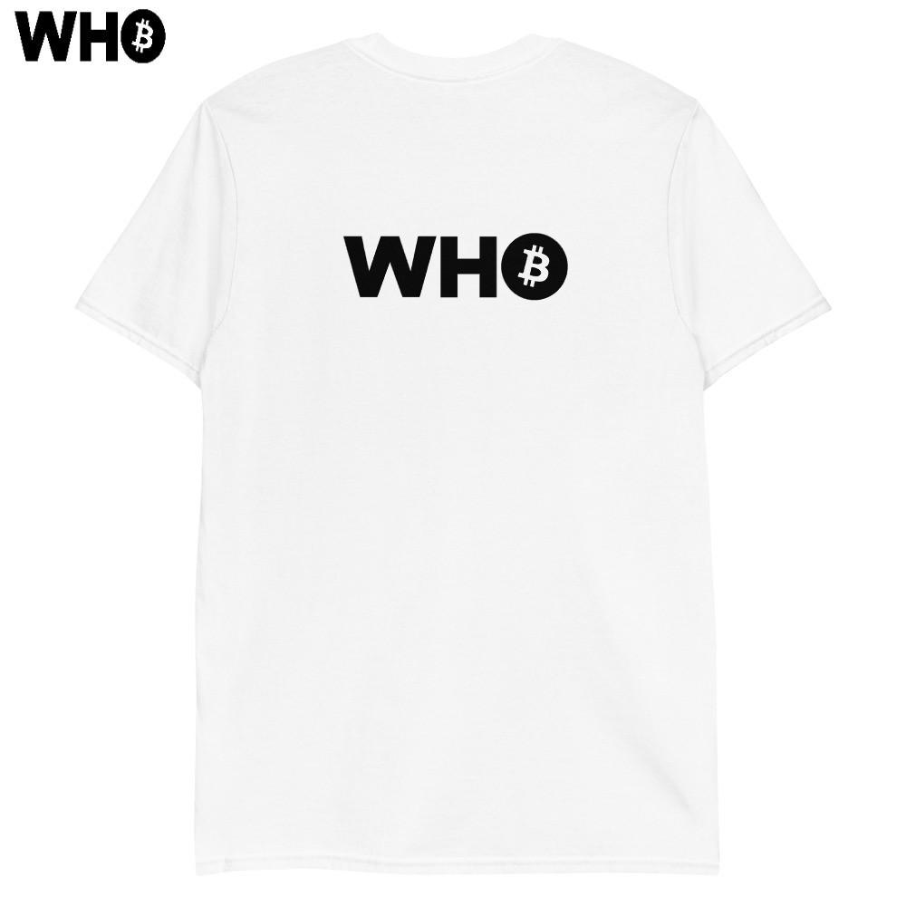 Gildan WHO HINTEN (White)