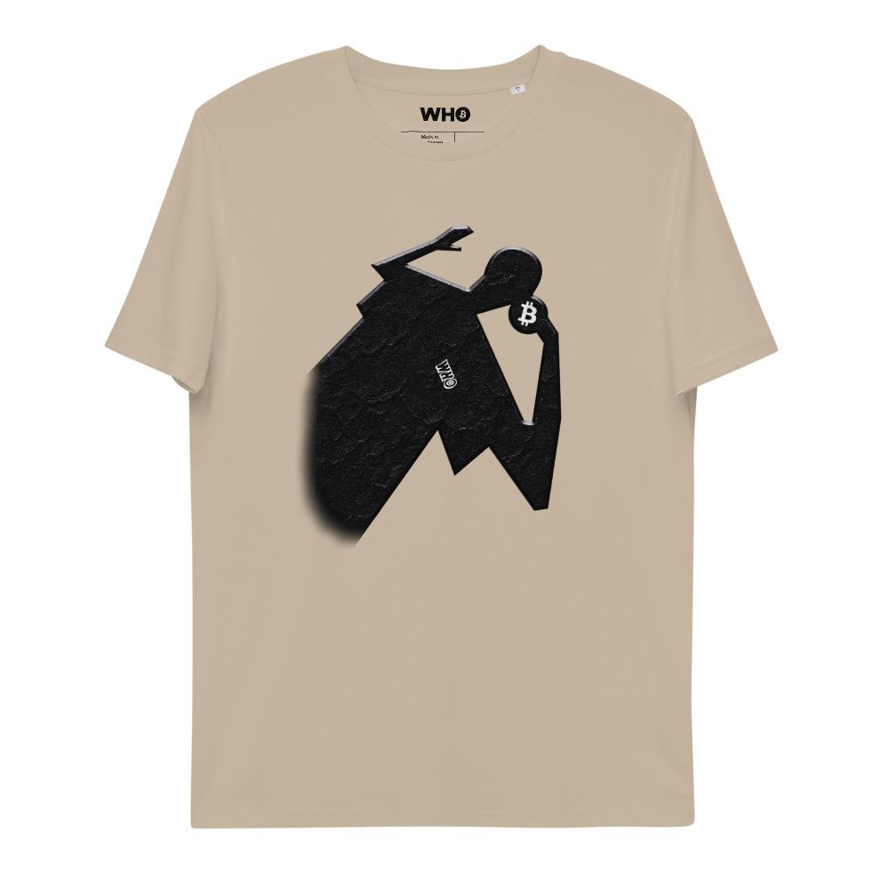 1 unisex organic cotton t shirt desert dust front 61675cc6a66ef
