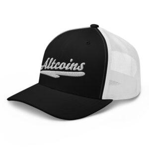 WEH0DL Altcoins Trucker CAP