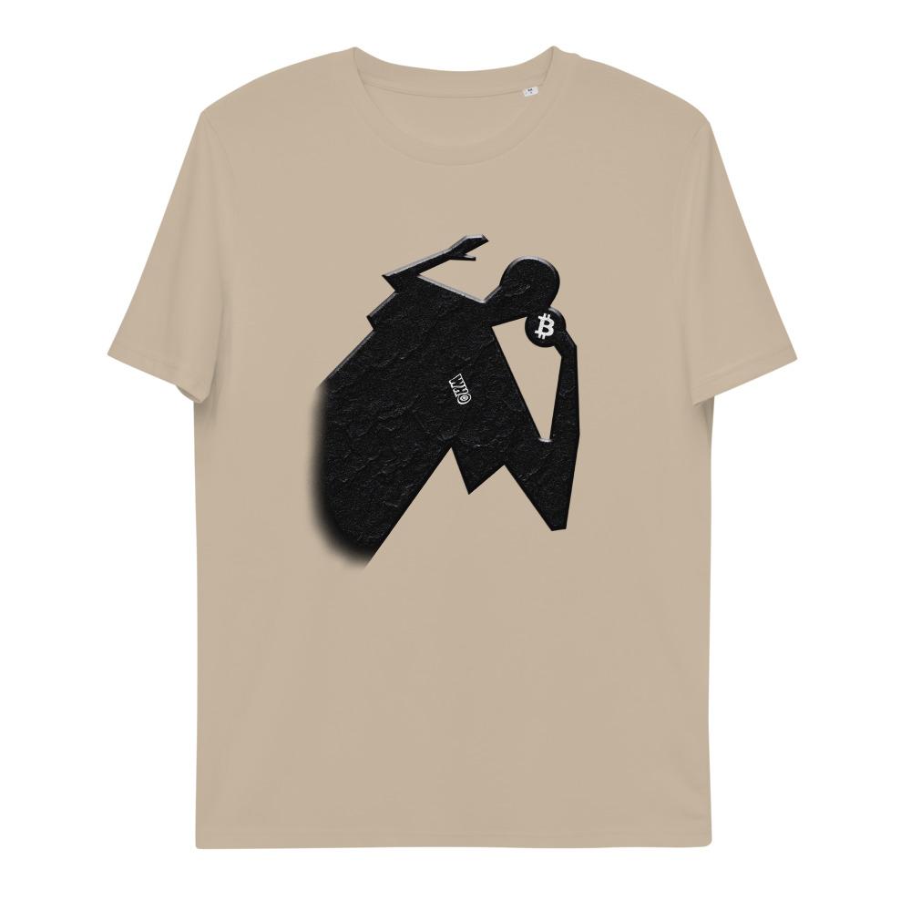 WEH0DL Bitcoin Aesthetic Cotton T Shirt – DESERT DUST 3 1