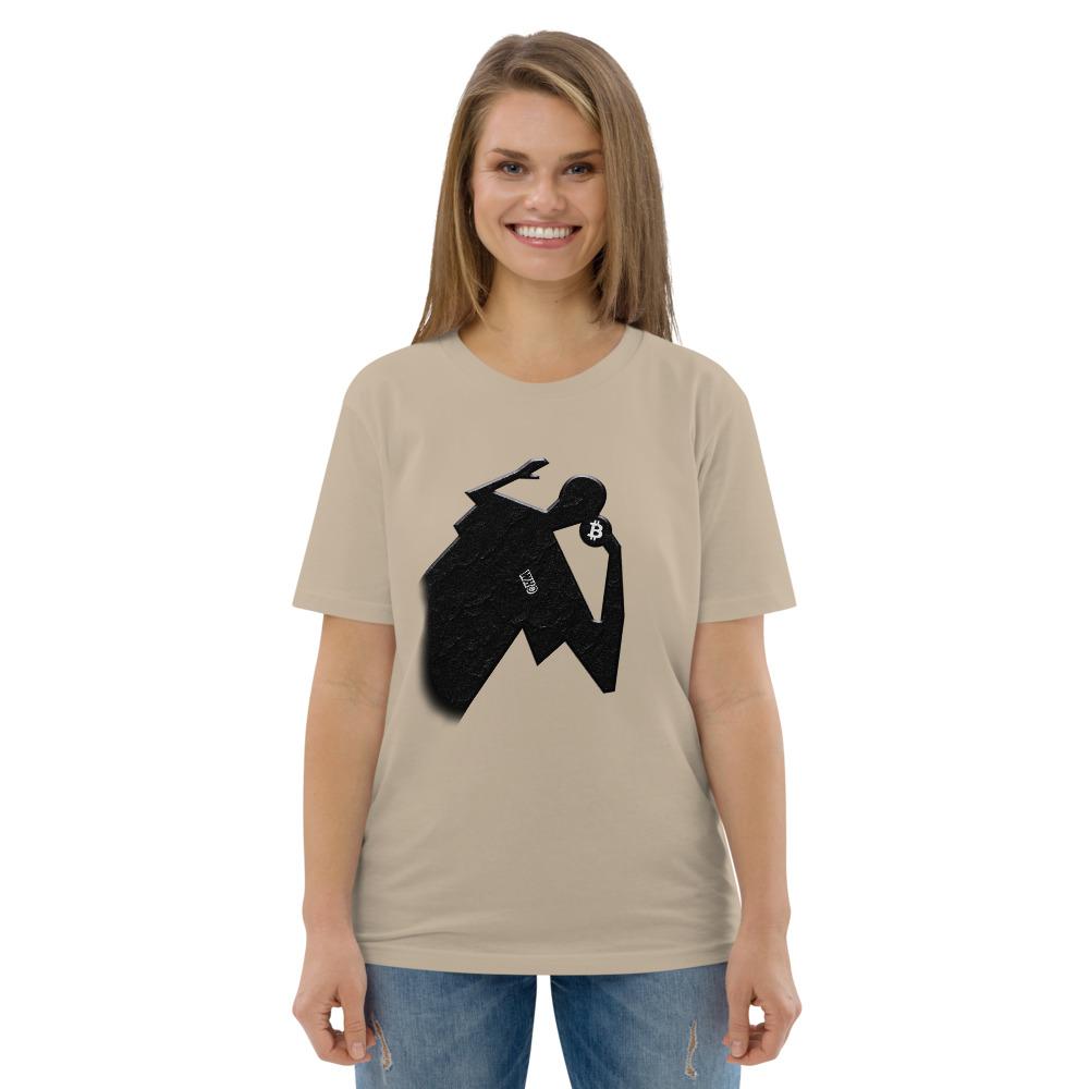 WEH0DL Bitcoin Aesthetic Cotton T Shirt – DESERT DUST 7