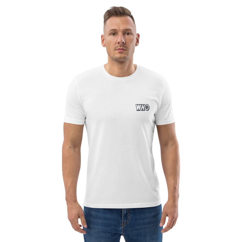 WEH0DL Bitcoin Anti Cash Time Cotton T Shirt WHITE 5