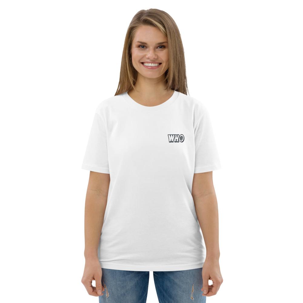 WEH0DL Bitcoin Anti Cash Time Cotton T Shirt WHITE 7