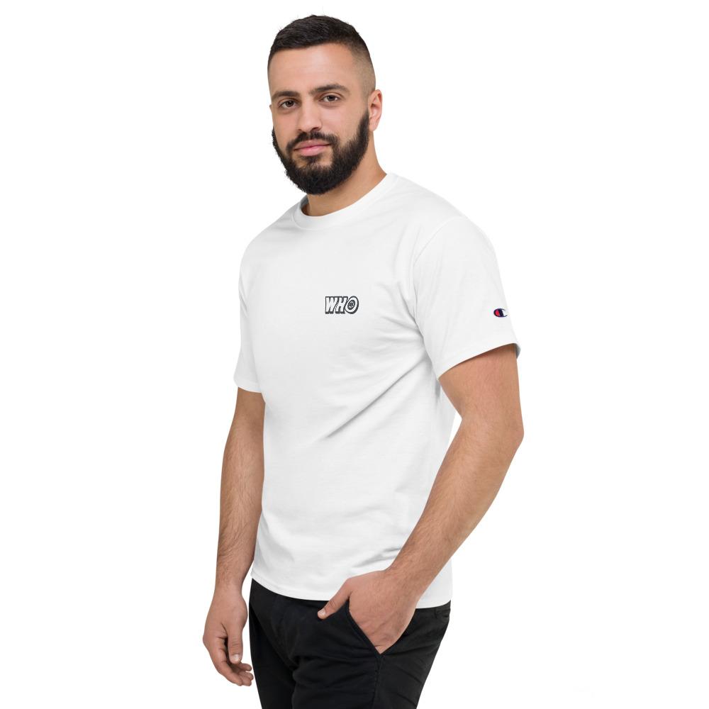 WEH0DL Bitcoin Anti Cash Time T Shirt WHITE 4