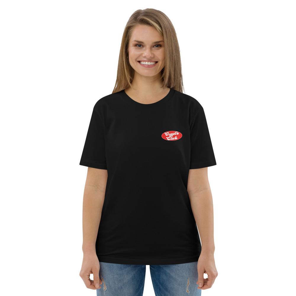 WEH0DL Crypto Club Cotton T Shirt – BLACK 7