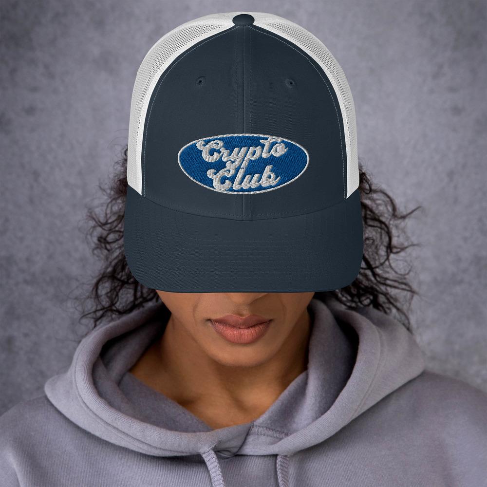 retro trucker hat navy white front 610ff8ddd1bdc